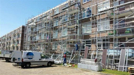 rakennustelineet vuokraus