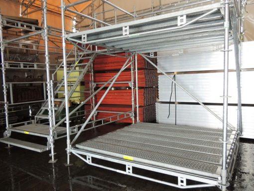 modular allround rakennusteline